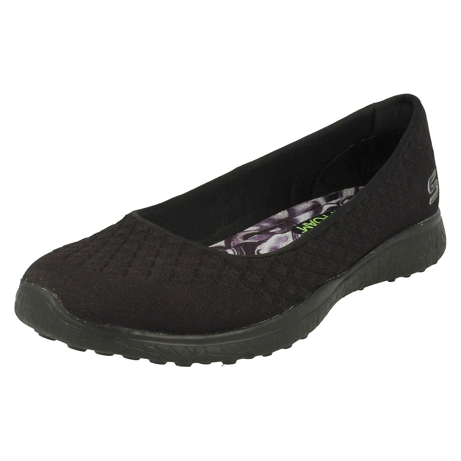 skechers memory foam ladies shoes