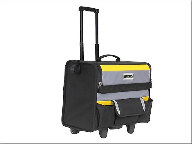 Stanley STA197515 18in Soft Tool Bag On Wheels Wheeled Storage Case 1 97 515