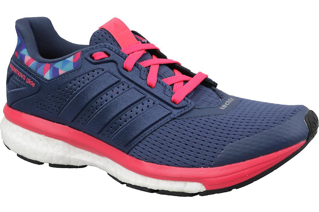 meilleur pas cher b76fd cb4ab adidas Supernova Glide 8 GFX W AQ5059 Womens running shoes
