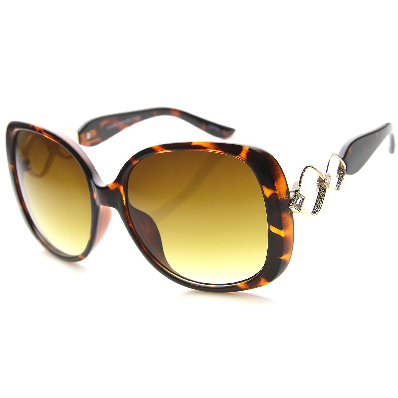 b05378c456c0c Womens Butterfly Sunglasses With UV400 Protected Gradient Lens