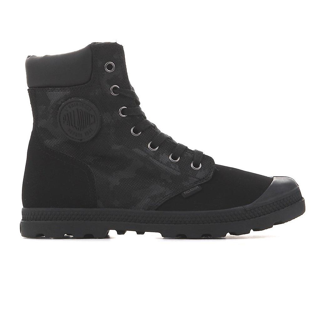 Palladium Pampa HI Knit LP 95551008 kvinnor skor