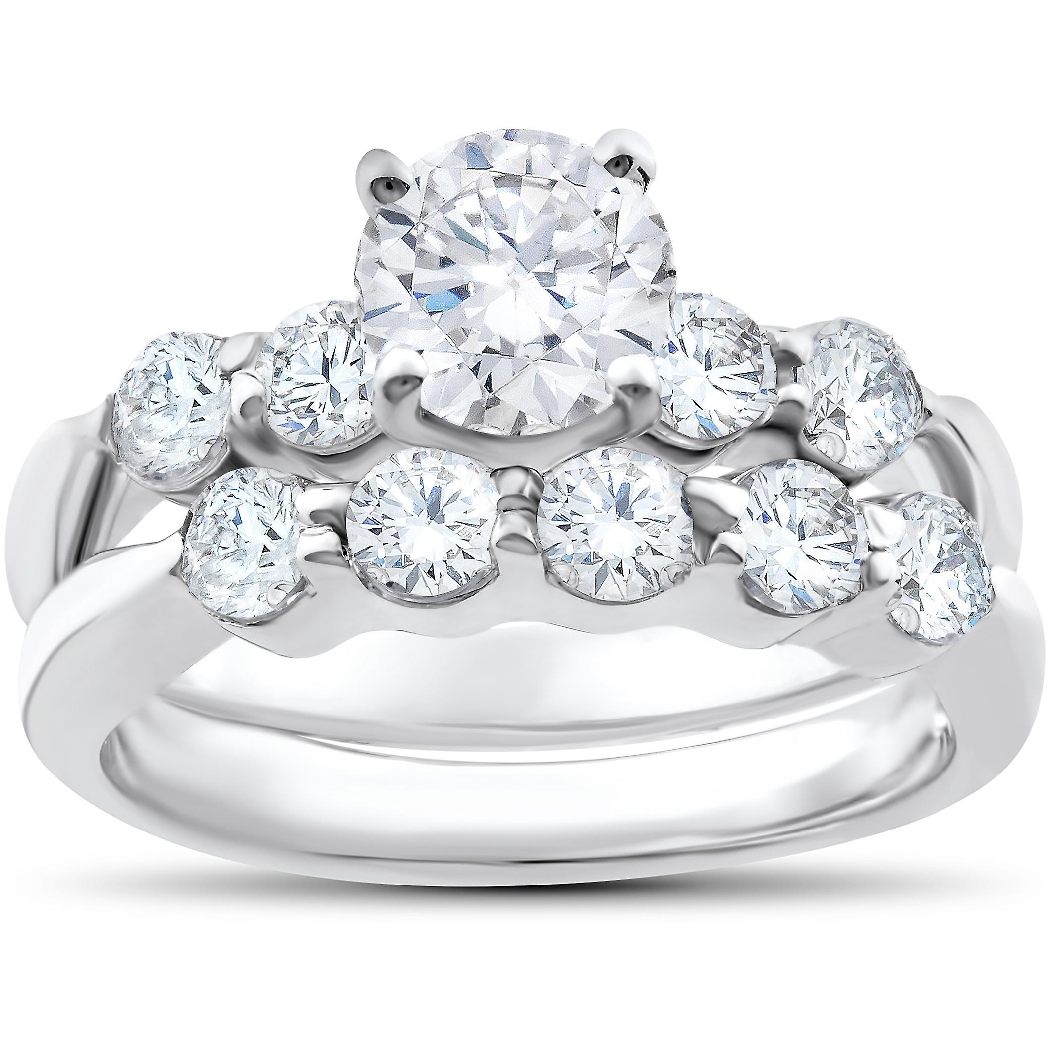 äkta diamant ring