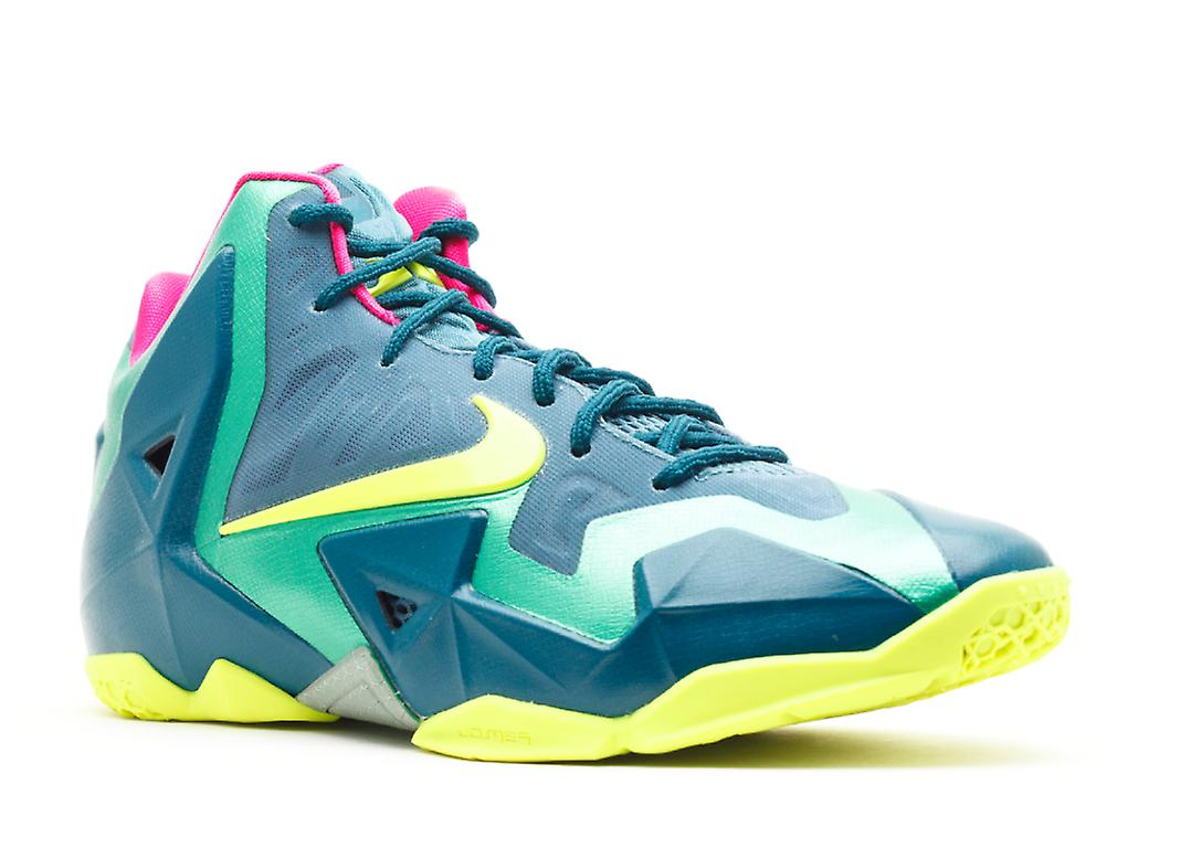 sports shoes 08b09 936ef Lebron 11 (Gs) 'T-Rex' - 621712-300 - Shoes