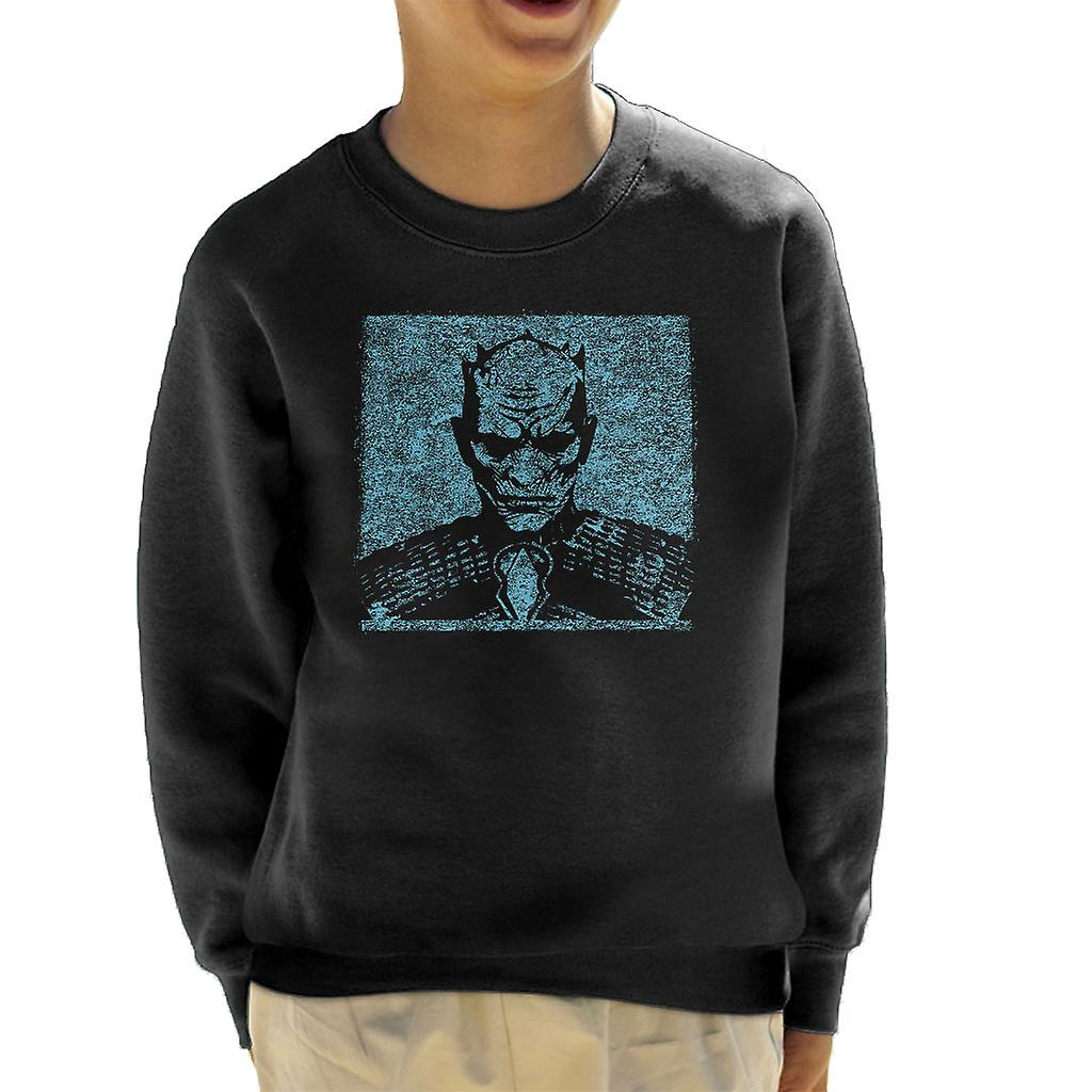 33 Night King From Game Of Thrones By Scepterdpinoy On: Game Of Thrones Night King Graffiti Kid's Sweatshirt