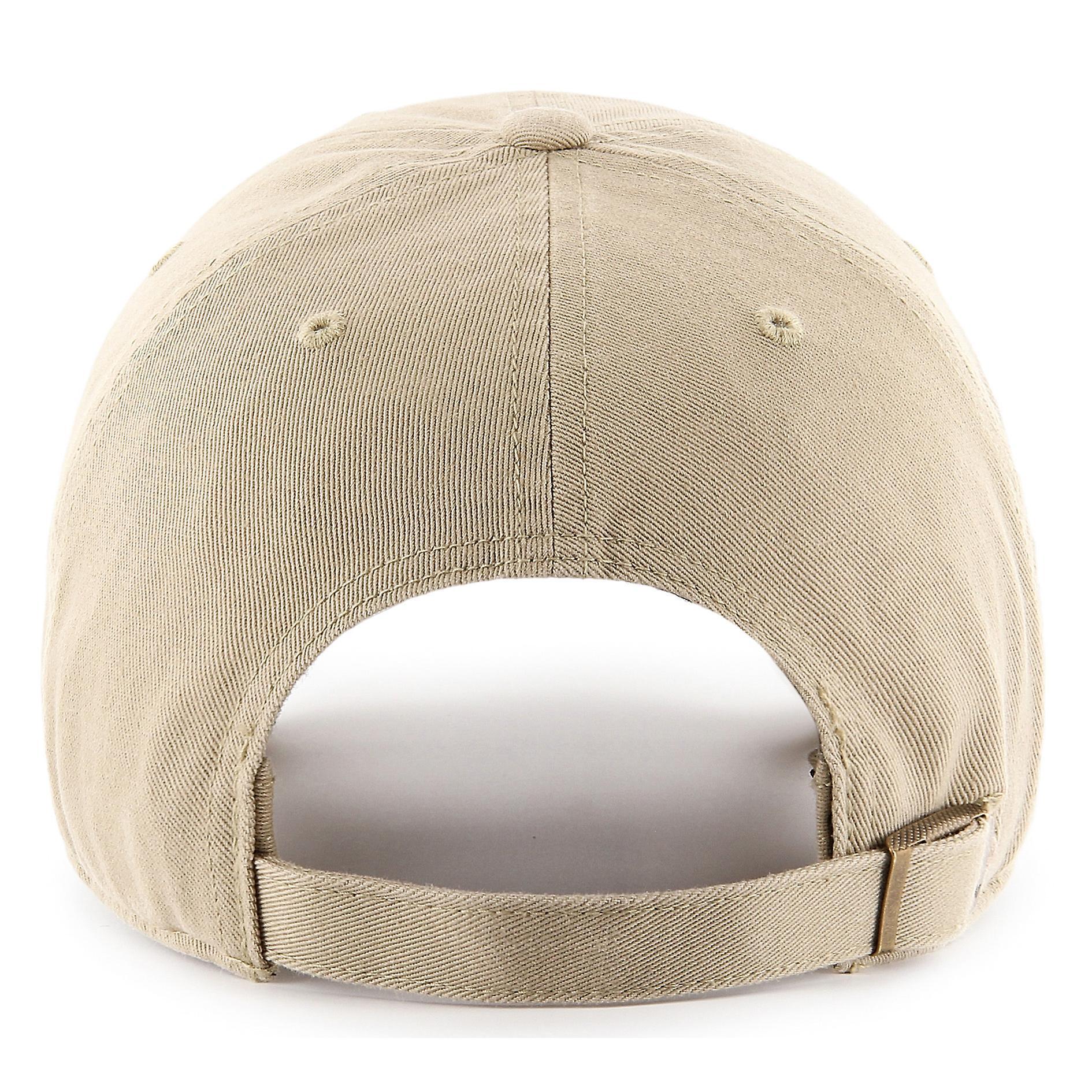 47 Brand MLB New York Yankees Clean Up Cap - Khaki  eb716aa9411