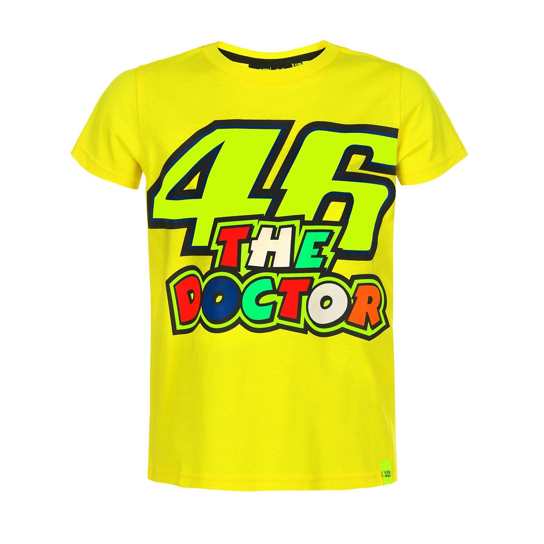 Motogp Valentino Rossi Kinder Streifen T Shirt 2018 Fruugo
