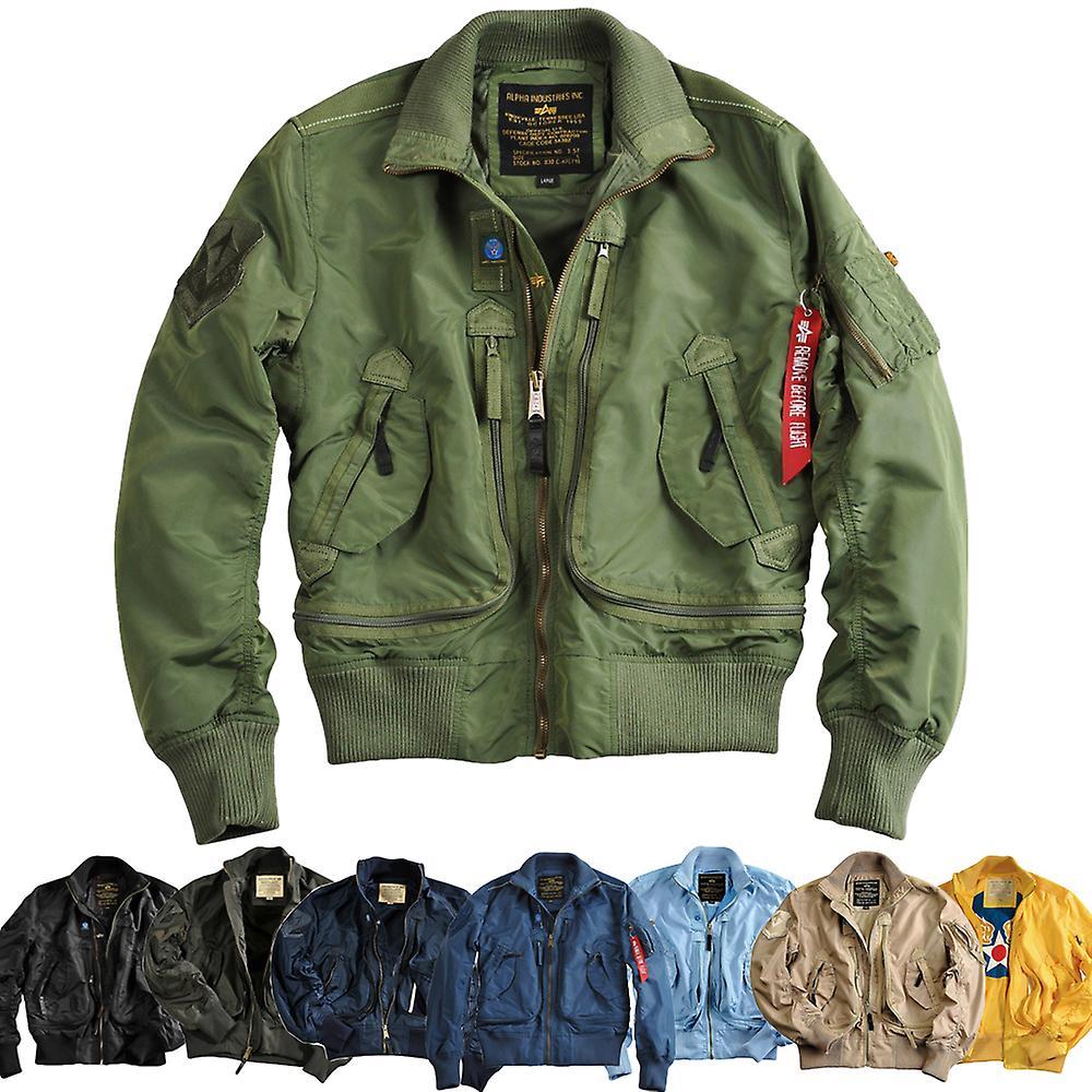 cheap for discount fffc3 5d58e Alpha Industries Jacket Prop