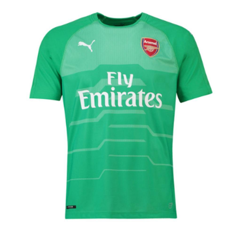 2018 2019 arsenal Puma hjem fotball skjorte