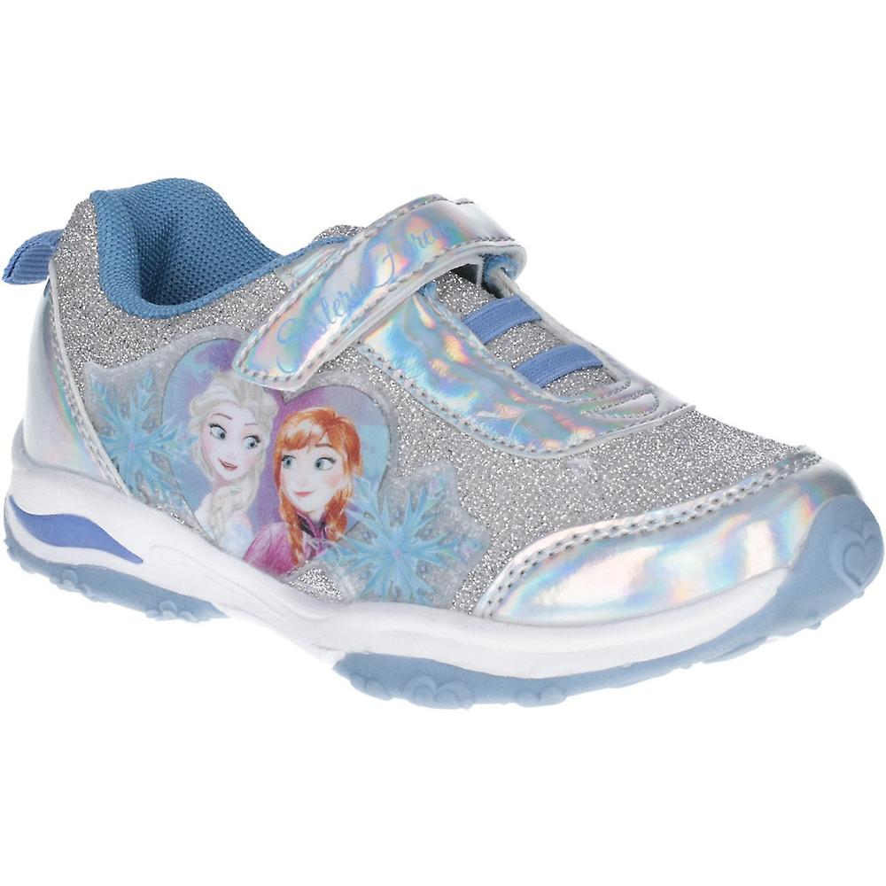 elsa and anna light up shoes