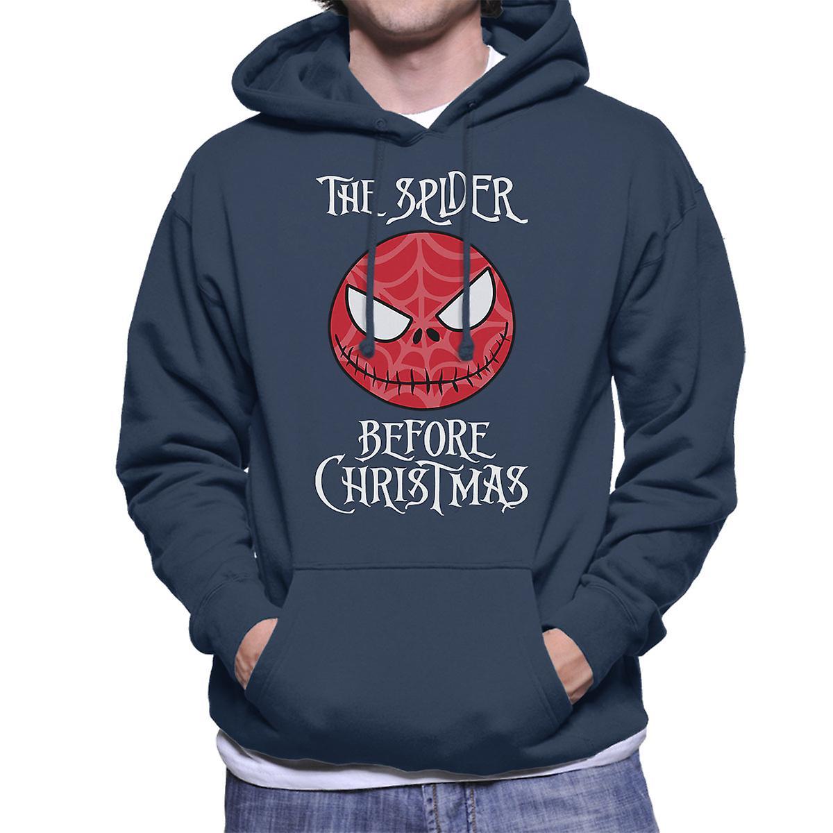Die Spinne vor Weihnachten Spiderman Homecoming Männer das ...