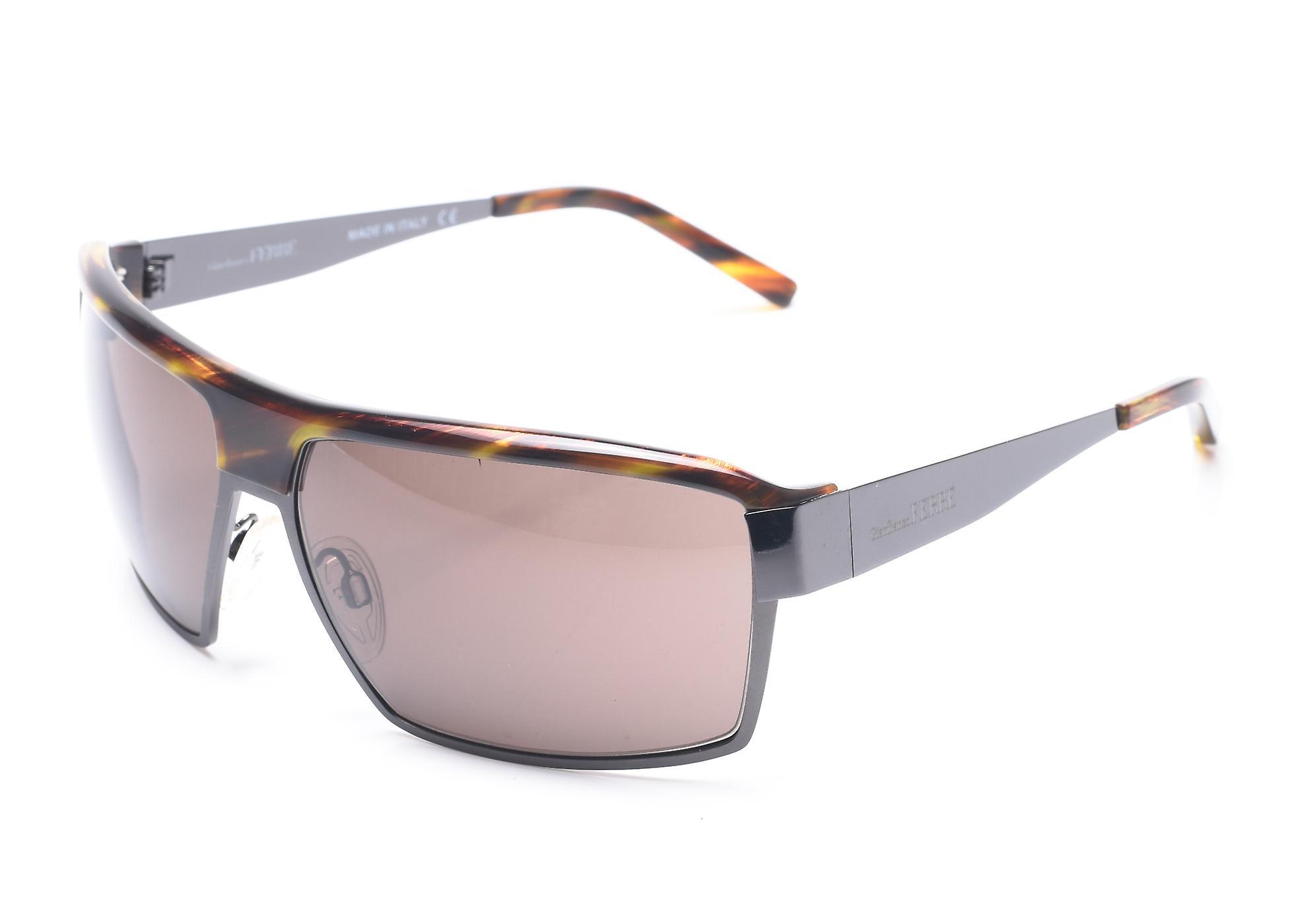 e09b7a1982c Gianfranco Ferre Women s Shield Sunglasses Black