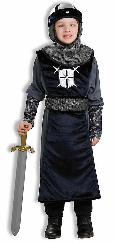 Knight Of The Round Table Renaissance Medieval Dress Up Boys Costume
