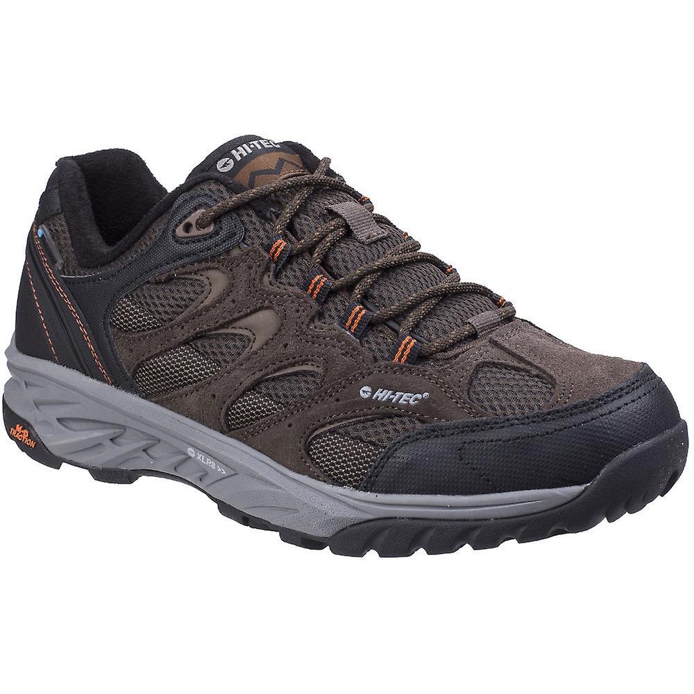 0f6a70549e20ea Hi Tec Mens Wild Fire Low I Breathable Waterproof Walking Shoes