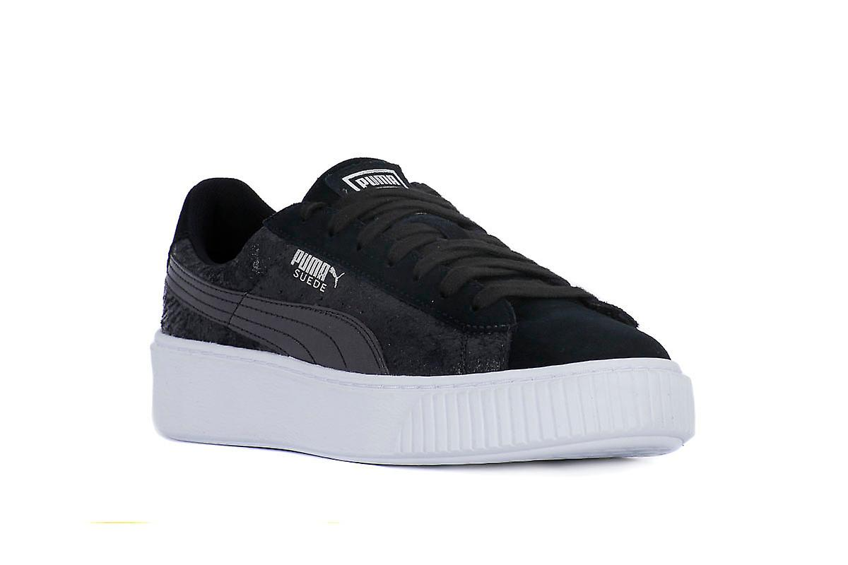 the best attitude ff36a 56fa0 PUMA suede platform safari fashion sneakers