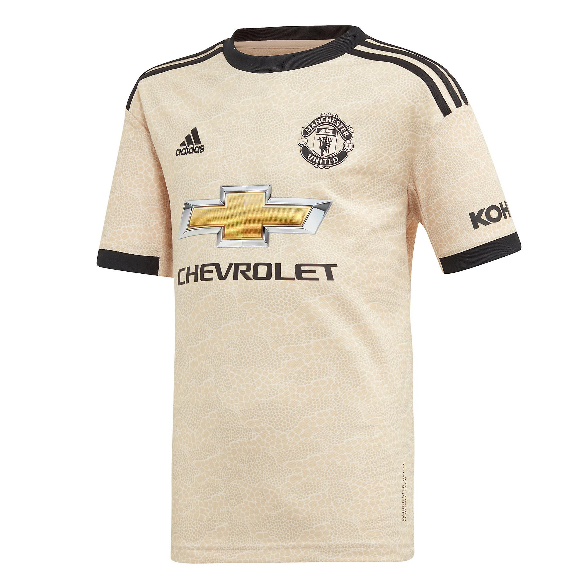 Manchester United release new 201920 third kit by adidas