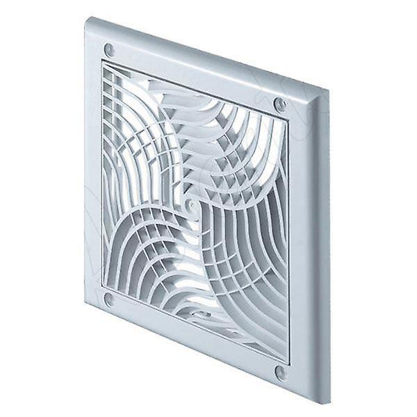 150x150mm wall ventilation grille cover with anti insects ne