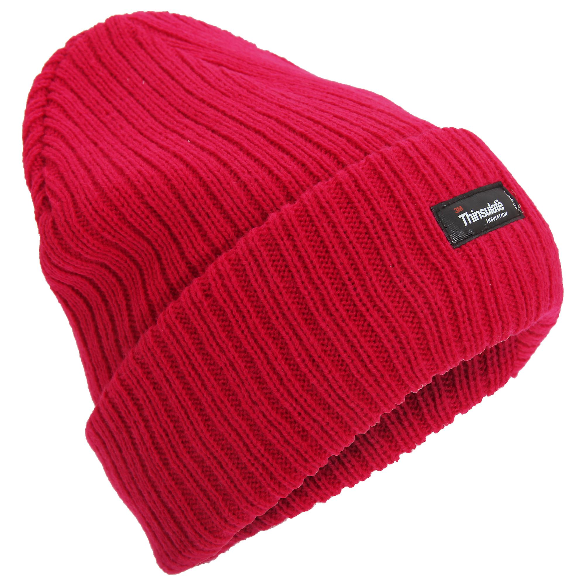 Womens Ladies Thinsulate Thermal Winter Hat (3M 40g)  89d811657ae