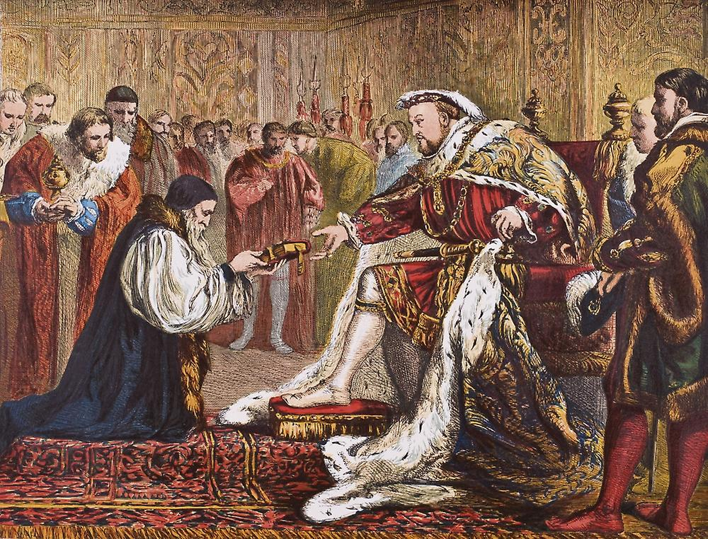 a look into role of thomas cranmer in english reformation The english reformation was a series of events in 16th-century england by which the church of england broke away from the authority of the pope and the roman catholic church.