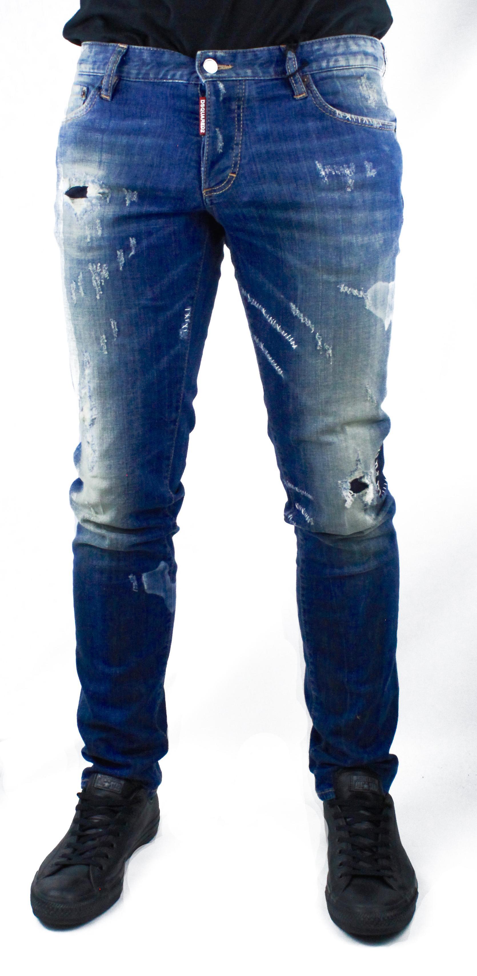 DSquared2 slank S71LB0211 Jeans