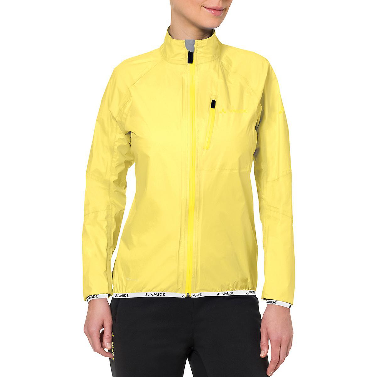 premium selection 66341 d372d Vaude Women's Drop Biking Rain Jacket III - Mimosa