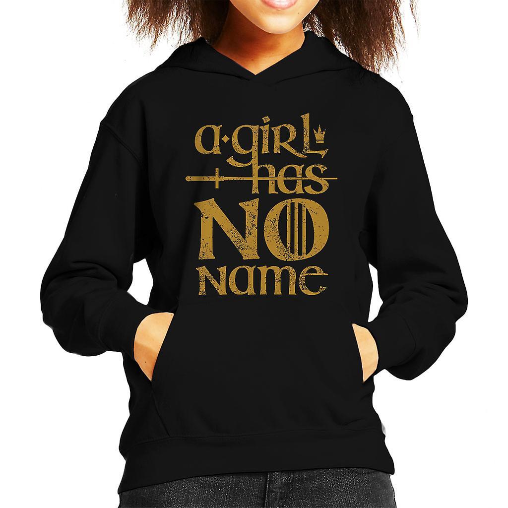Eine Mädchen Hat Kein Name Arya Stark Spiel Der Throne Kinder