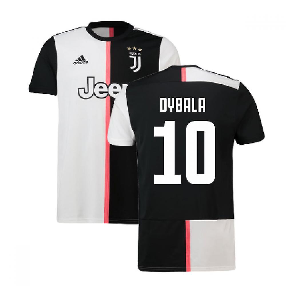 meet 60ee1 d0b4d 2019-2020 Juventus Adidas Home Football Shirt (Dybala 10)