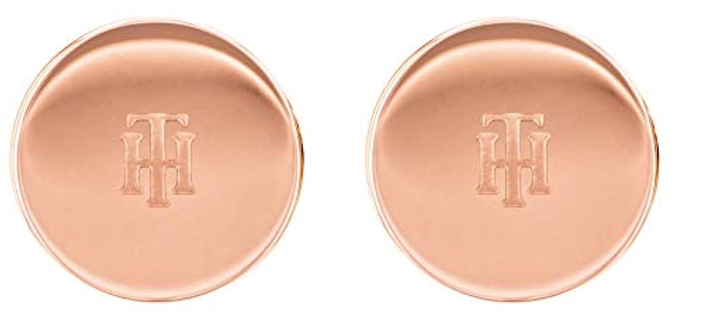 upouusi myydään maailmanlaajuisesti lenkkarit Tommy Hilfiger Jewelry Gold-plated Women's Stud Earrings - 2780272