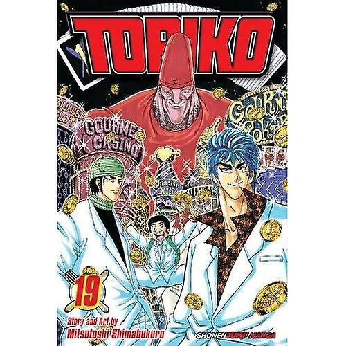 Toriko Volume 19