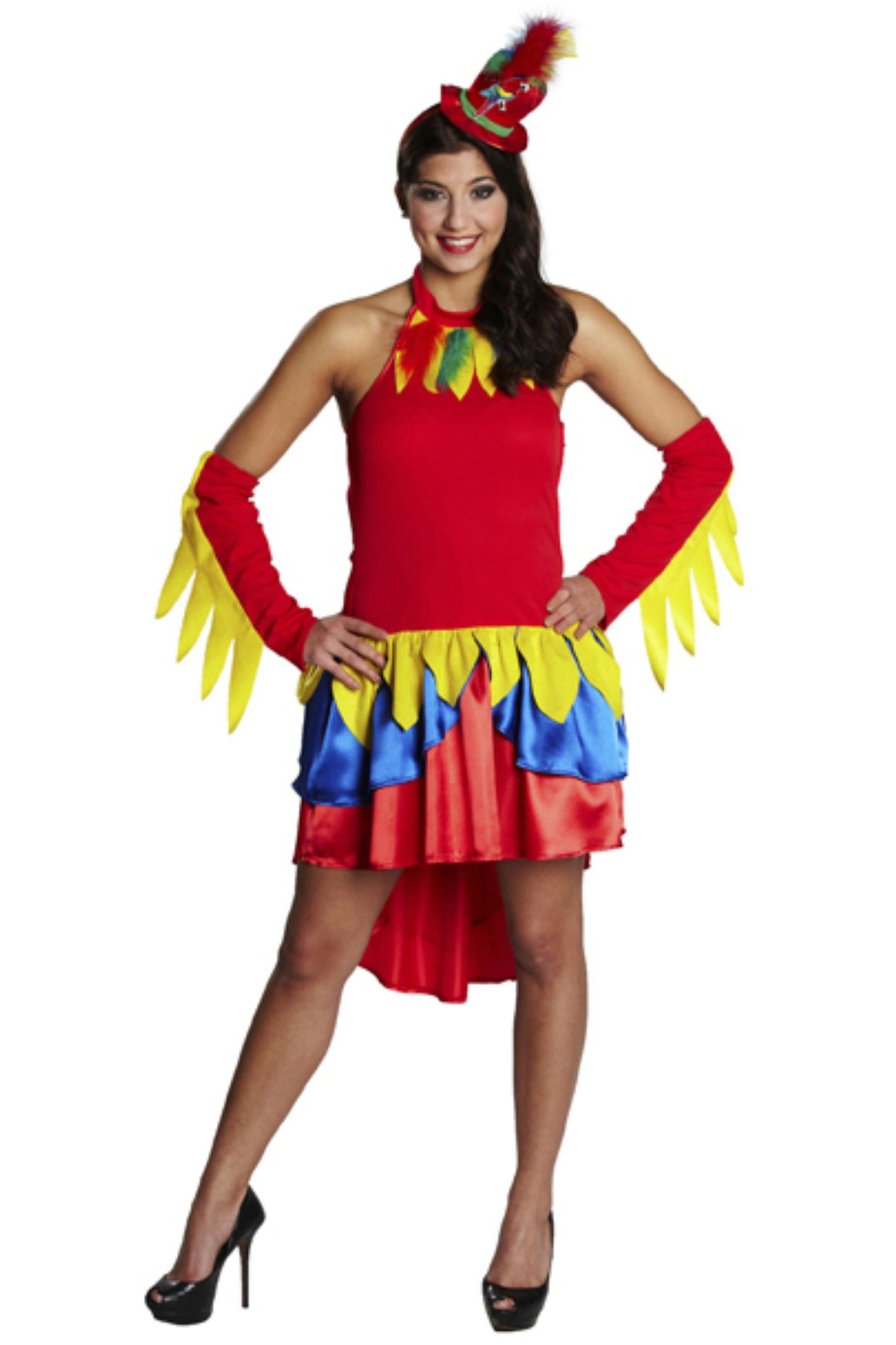 Women costumes Sexy Parrot dress  ae29ee9967