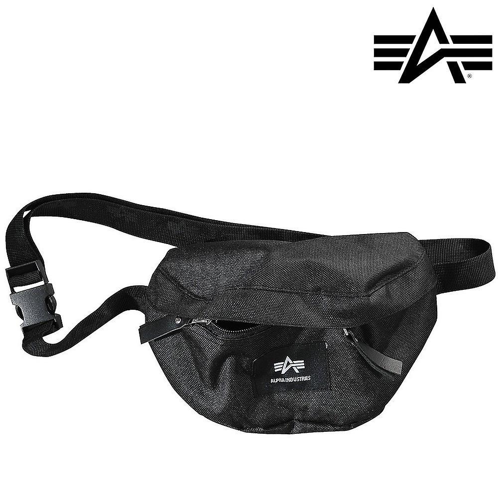 5204615a9a Alpha industries belly bag of big A Oxford waist bag