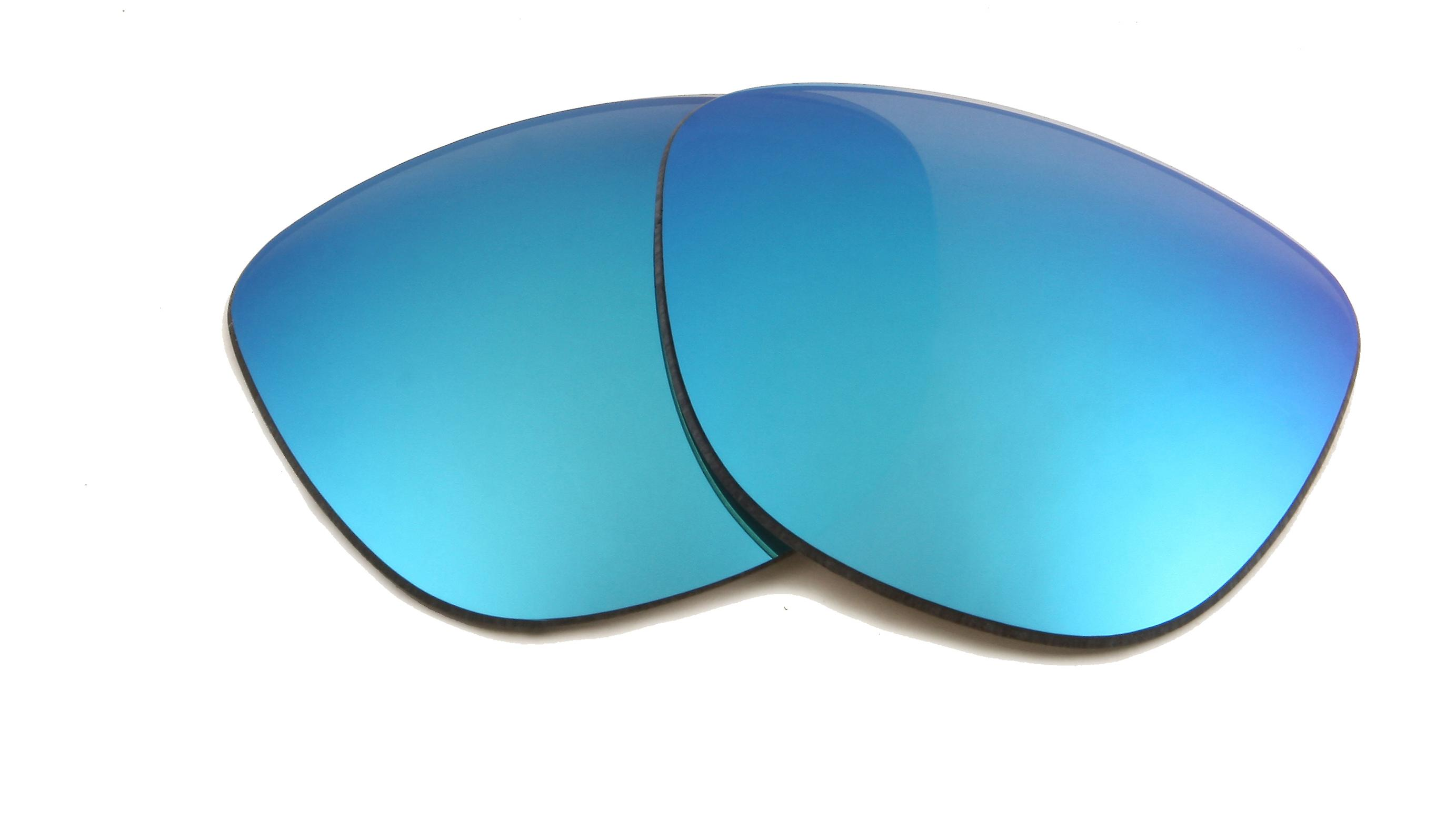0907681c719 Frogskins Replacement Lenses Crystal Clear   Blue by SEEK fits OAKLEY  Sunglasses