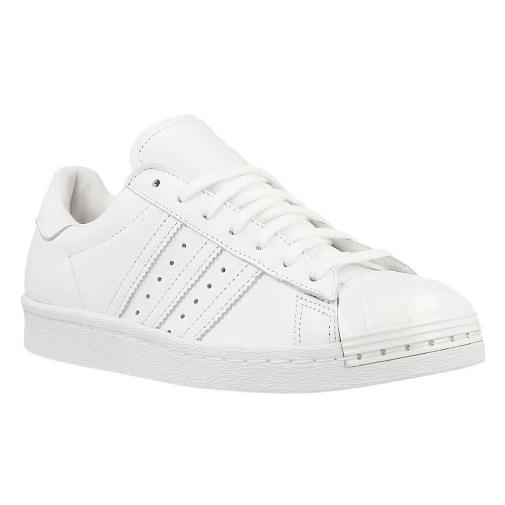 Adidas Superstar 80S Metal Toe S76540 universal all year