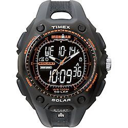 Timex Ironman Triathlon 50 Lap Solar Dual Tech Watch