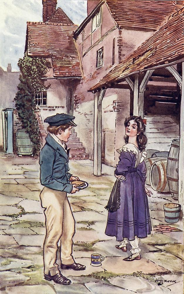 the dismal love story between pip and estella in the novel great expectations by charles dickens Pip: my favourite charles dickens character • estella (great expectations) in pictures - the story of love and romance.