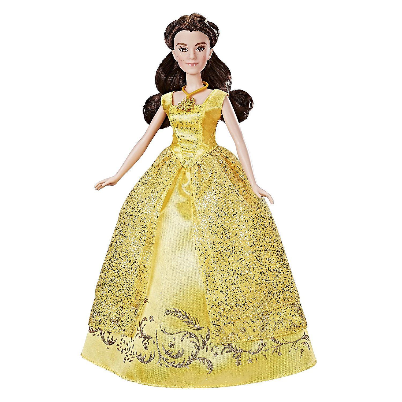 Disney Princess skönheten och odjuret förtrollande melodier Belle