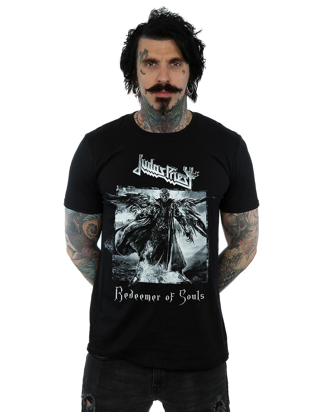 Judas Priest Men s Redeemer Of Souls T-Shirt  e895ed5f3