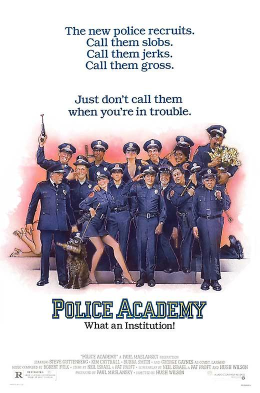 Police academy and movie