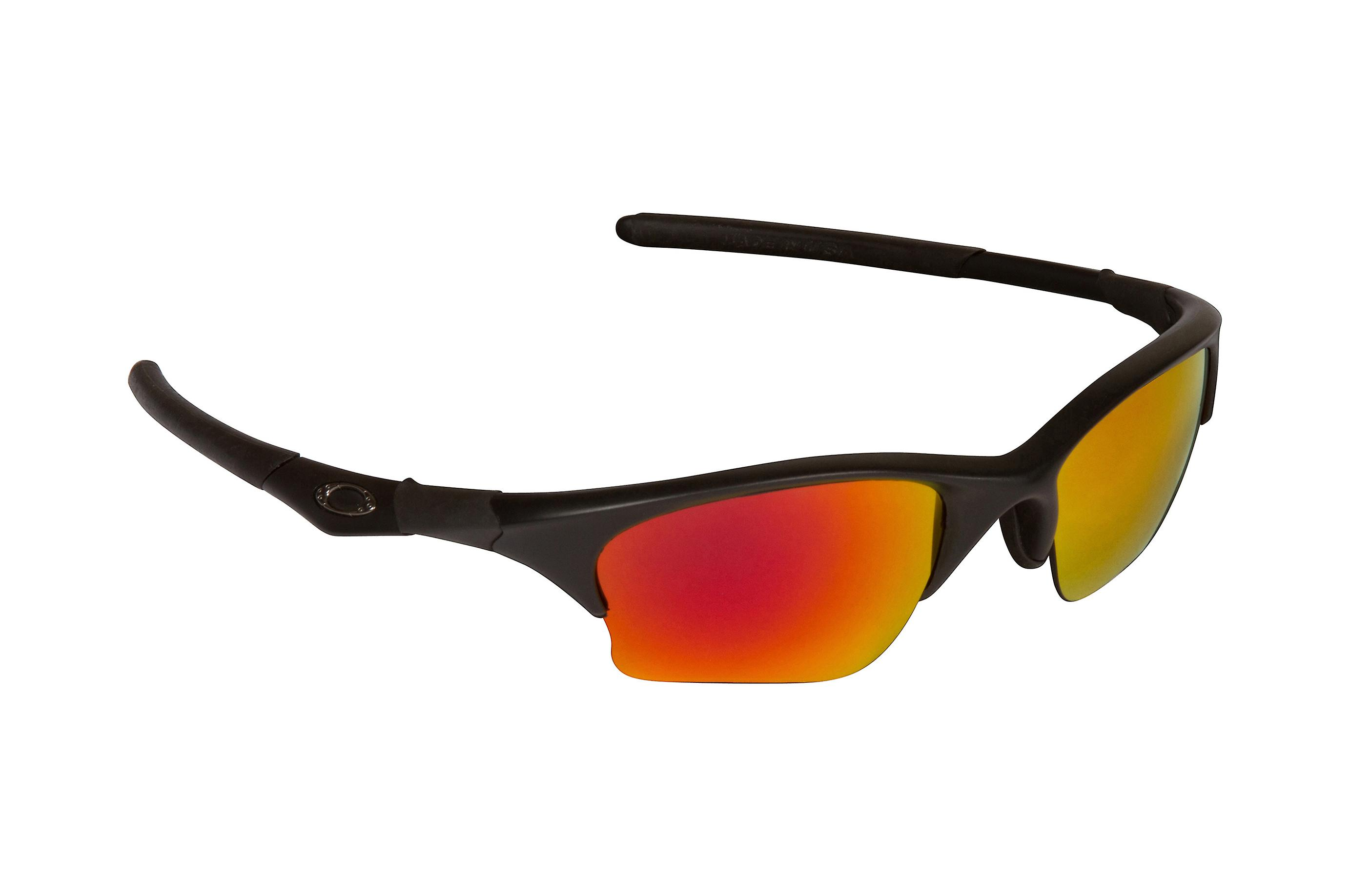 a41ab862da3bb Half Jacket XLJ Replacement Lenses Silver   Red by SEEK fits OAKLEY  Sunglasses