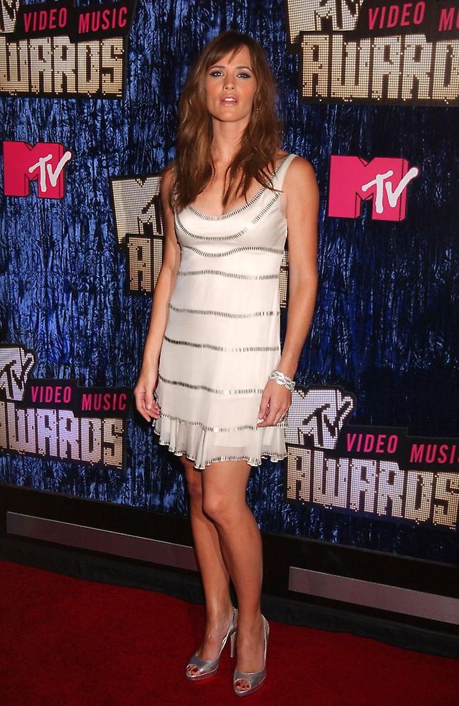 Jennifer Garner At Arrivals For Mtv Video Music Awards VmaS 2007