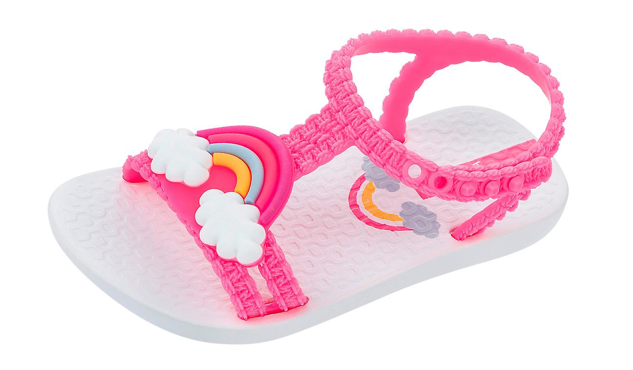 39199ae98 Baby My First Ipanema Rainbow Sandals Infant Girl Flip Flops - Pink ...
