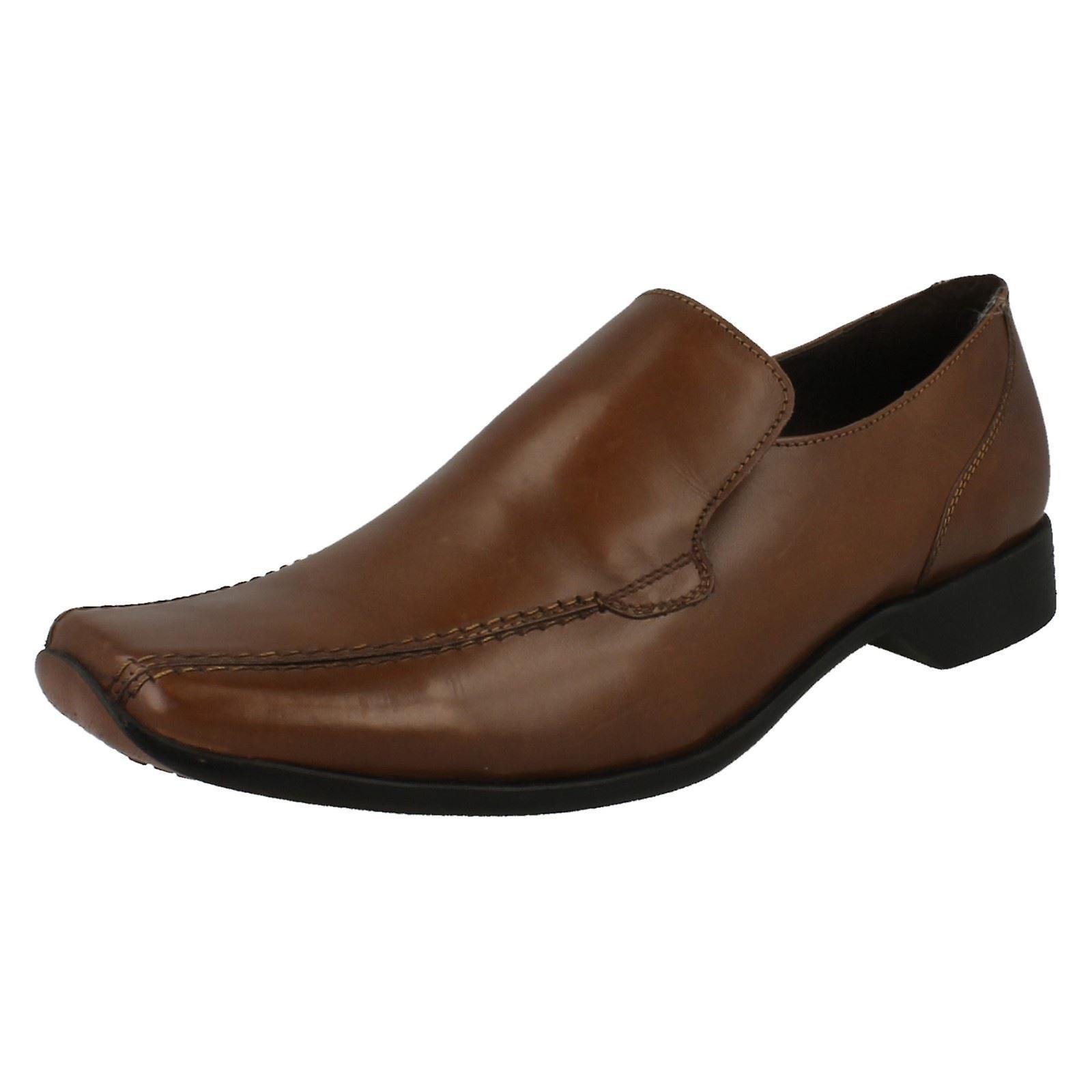 0e0710afe21 Mens Maverick Low Heel Formal Shoes