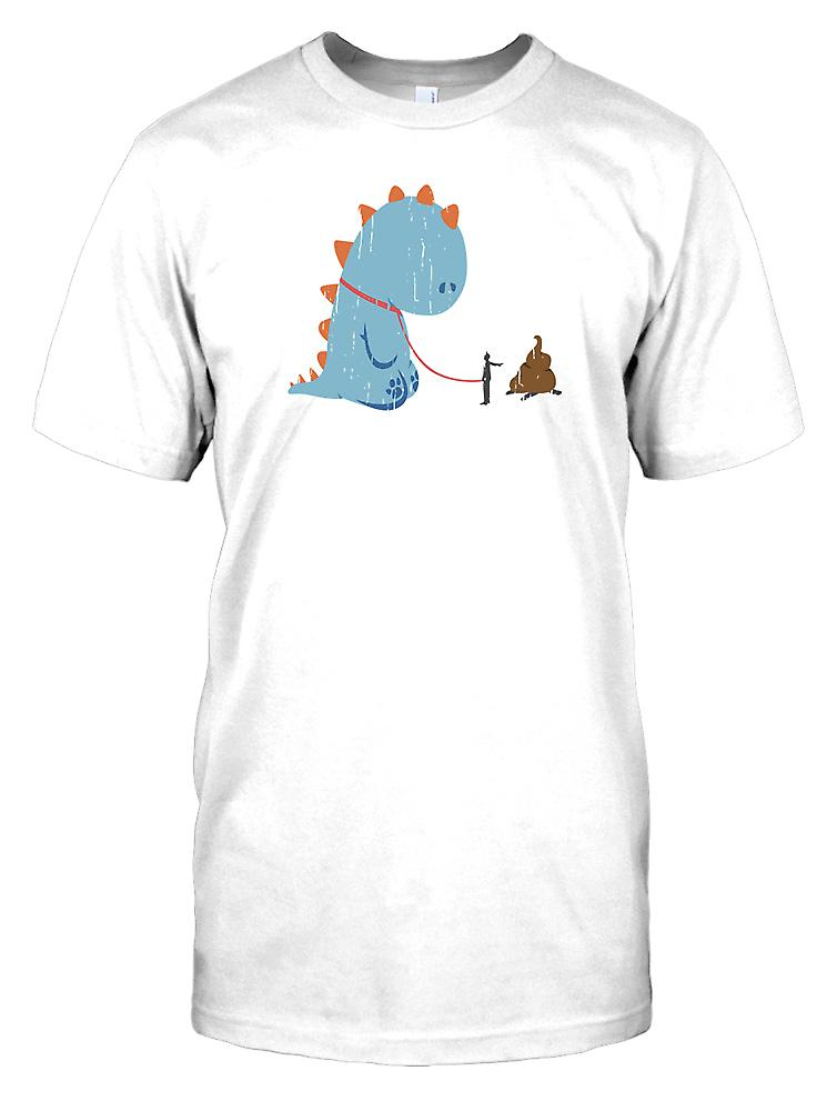 1da066b928 Dinozaura miał Poo - śmieszne koszulki dla dzieci
