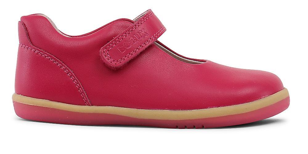 99ae231575 Bobux I-walk Girls Delight Mary Jane Shoes Fuchsia Pink