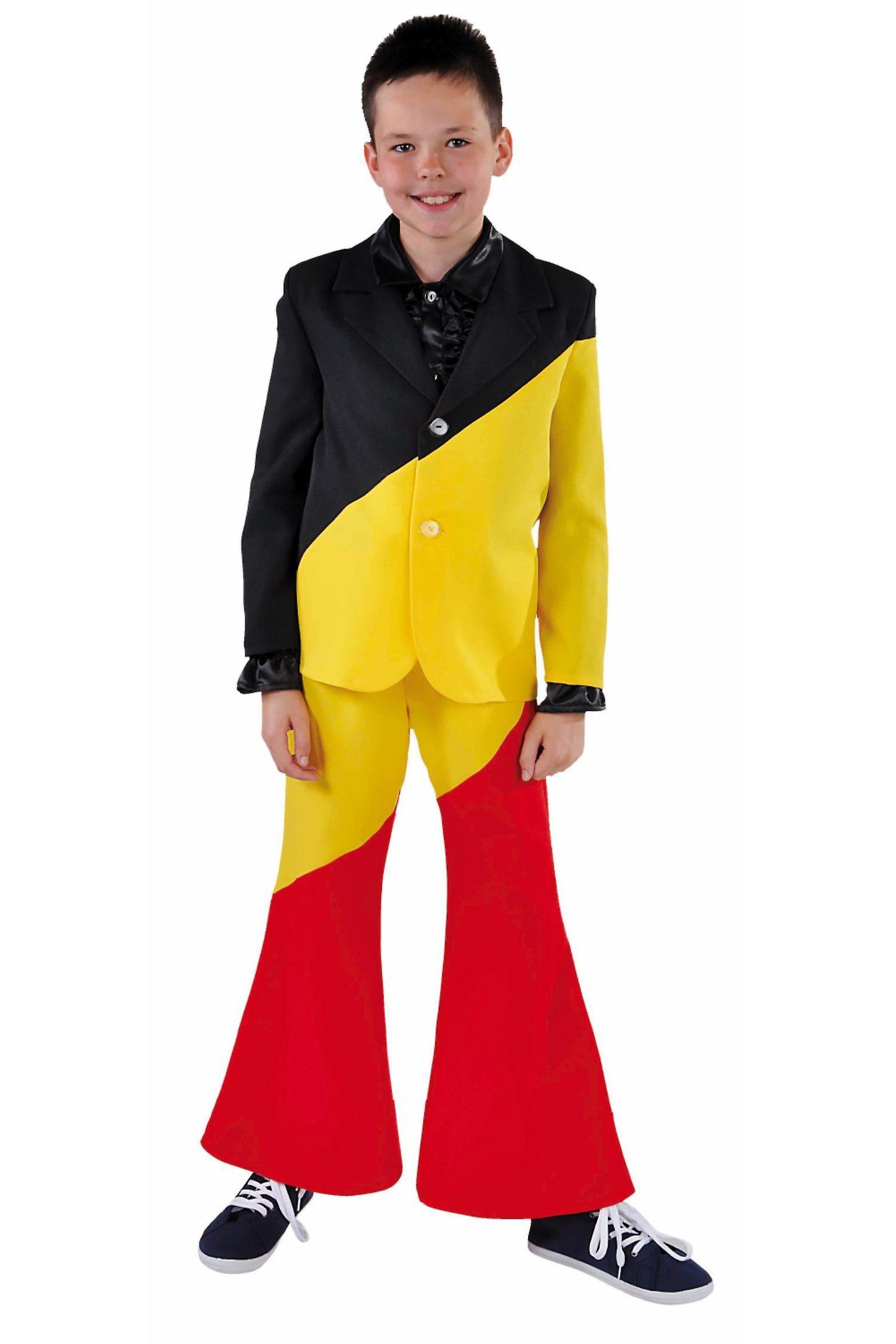 60dbdeaa5143 Barnkläder för barn Belgien flagga barn kostym | Fruugo