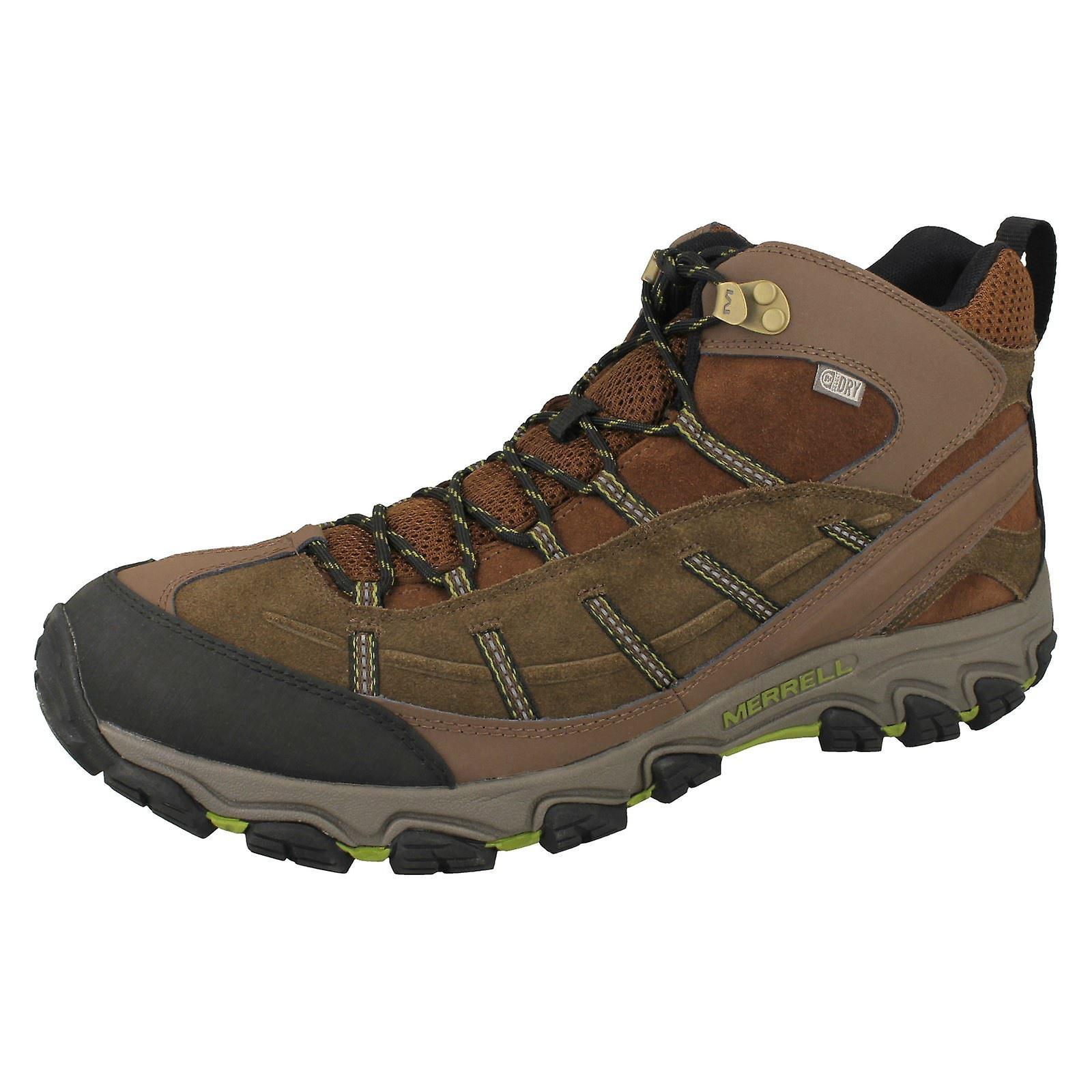 174f31c3e8 Mens Merrell Waterproof Walking Boots Terramorph Mid