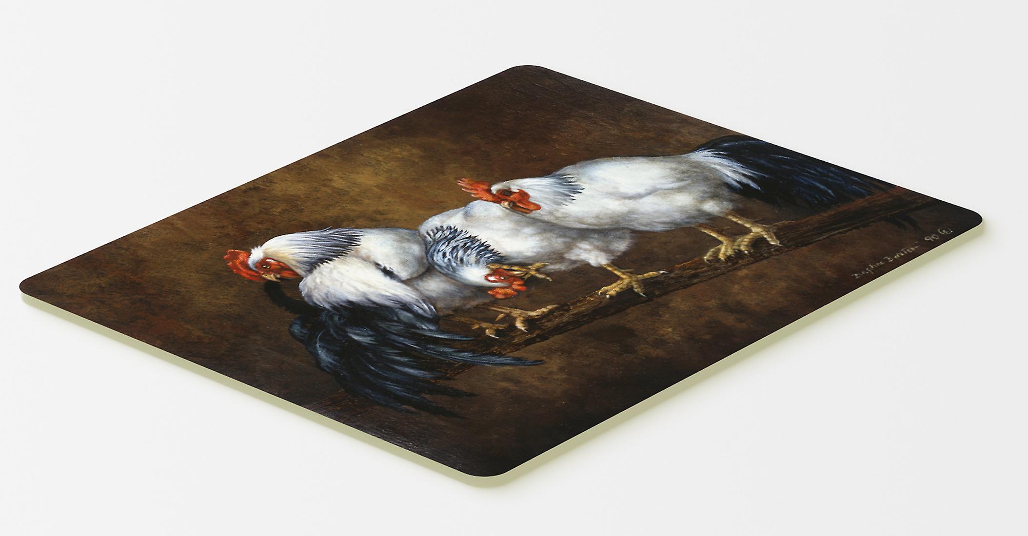 Schlafplatz Hahn und Hühner Küche oder Bad Mat 20 x 30   Fruugo