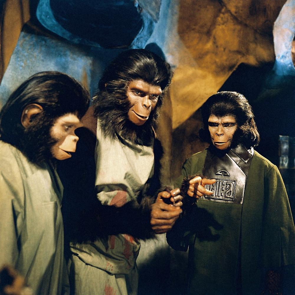 Planet of the apes 1968 zira
