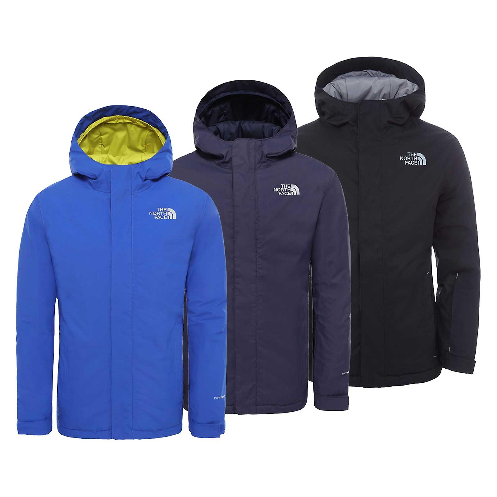 The North Face Boys sneeuw Quest jas