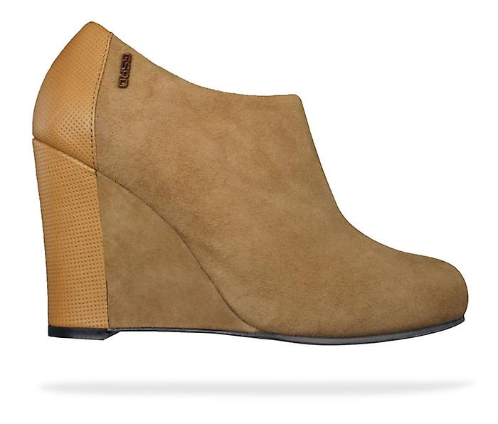 be9139f57dd G-Star Raw Gable Fulton Womens Leather Wedges   Shoes - Tan