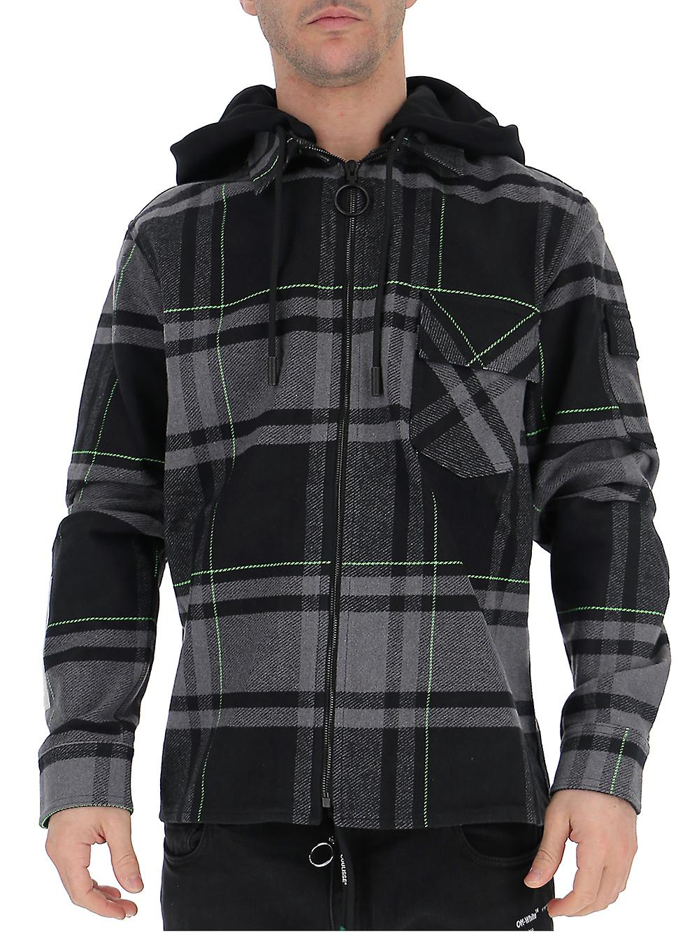low priced 0288f a96d7 Grauer Wollpullover Off-White